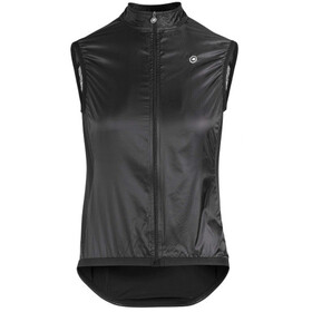 assos Uma GT Wind Vest Summer Dam black series